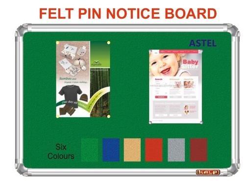 Felt Pin Up Notice Board