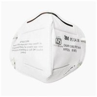 Particulate Respirator 9504IN 10Pc - 3M