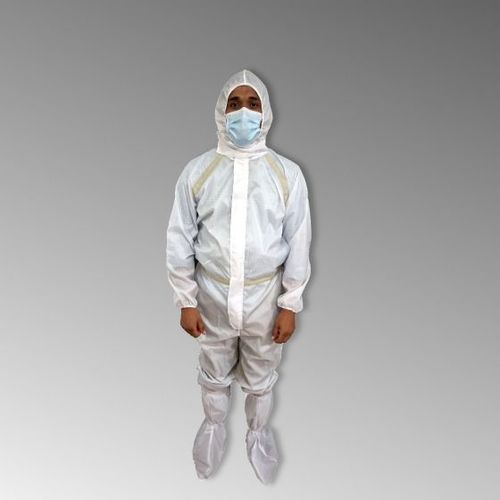 Autoclavable Coverall Gown 120 GSM - Microne