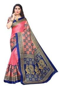 New Khadi Silk Saree
