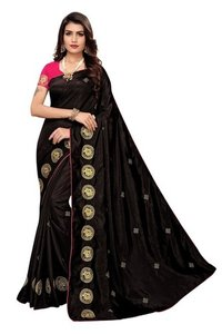 new designer printed saree