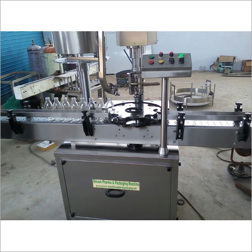 Aluminium Bottle Cap Sealing Machine