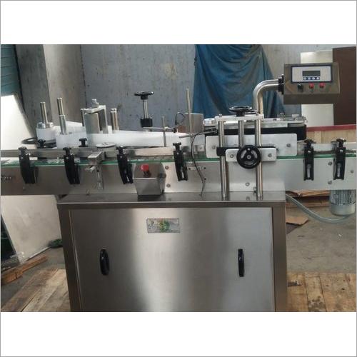 Automatic Juice Bottle Labeling Machine