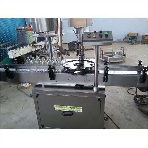Crown Cap Sealing Machine