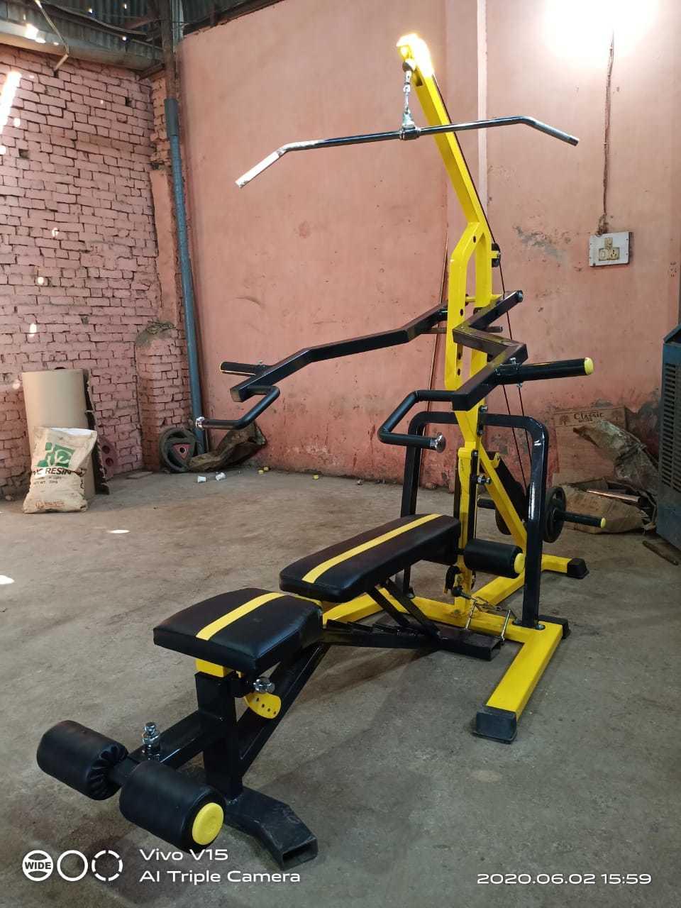 Home Gym Machine