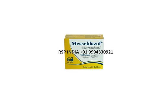 Messeldazol 500mg Tablets