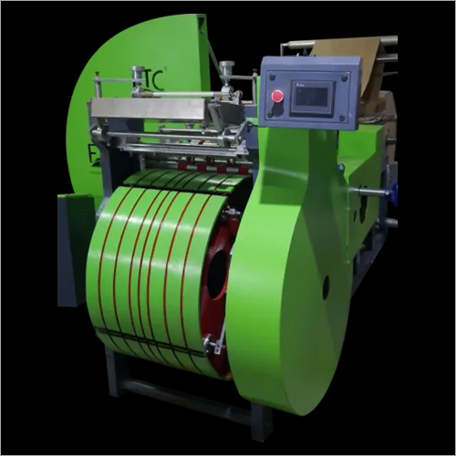 FTC Fully automatic Paper bag making machine