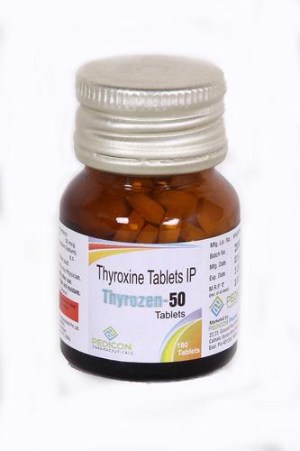 thyroxine 50mg
