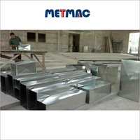 SQUARE AIR DUCT MANUFACTURE