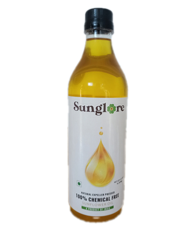 Natural Expeller Pressed Sunflower Oil