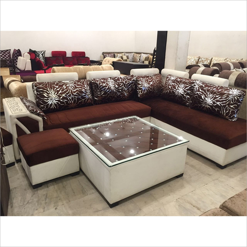 Comfortable U Shaped Sofa Set