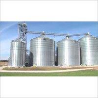 Steel Grain Silos