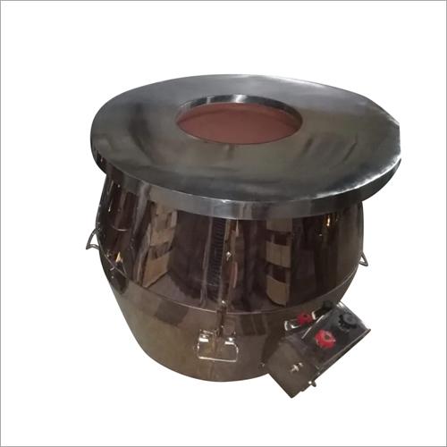 Round Titanium Tandoor