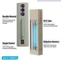Handheld UVC Disinfectant