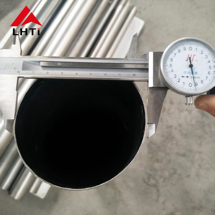 GR12 Ti-0.3Mo-0.8Ni seamless titanium pipe for industry ASTM B861