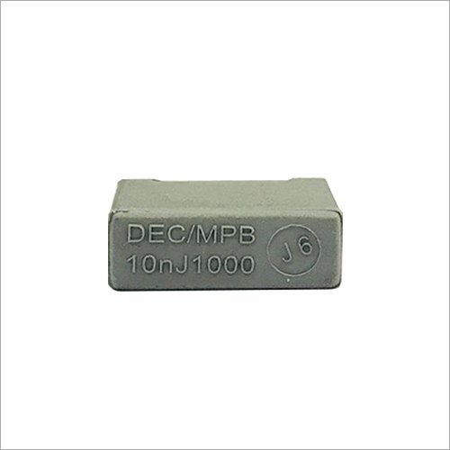 Metallised Polyester Energy Meter Capacitor