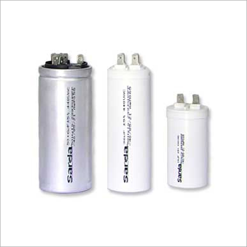 Capacitors For Control Panel And Pumb Set