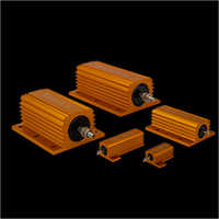Aluminum Housed Power Resistor