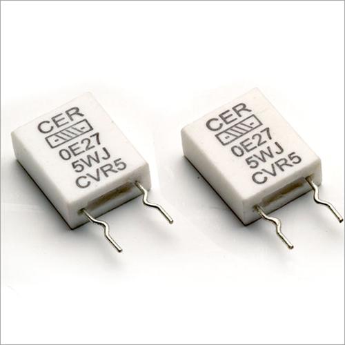 Wire Wound Resistors (CVF)