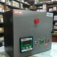Single phase auto Dry Run Control Panel Board