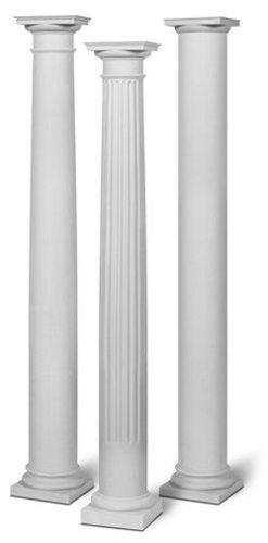 Ancient Grc Column And Capital