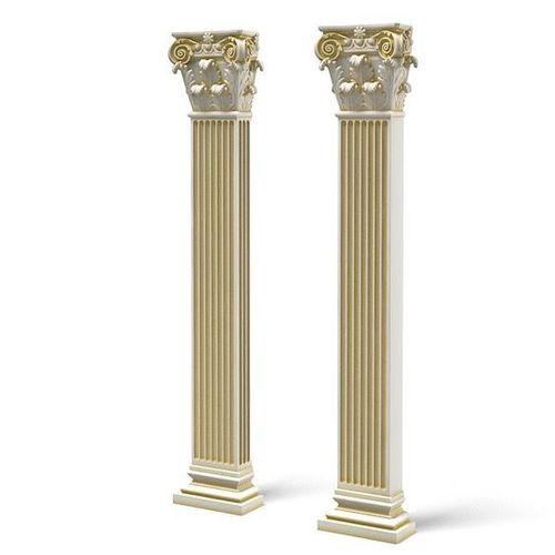 Roman Grc Capital And Column