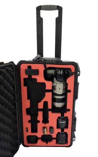 Carry case CUSTOMISED foam