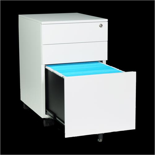 3 Drawer Mobile Pedestal Cabinet