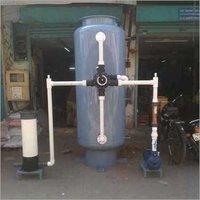 Manual Water Softener Plant