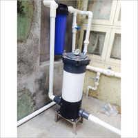 Industrial Rain Water Filtration Plant