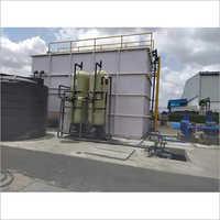 100 KLD Sewage Treatment Plant