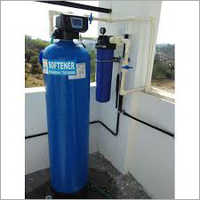 Automatic Water Softener Plant