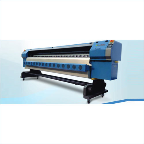 Solvent Printer Blue
