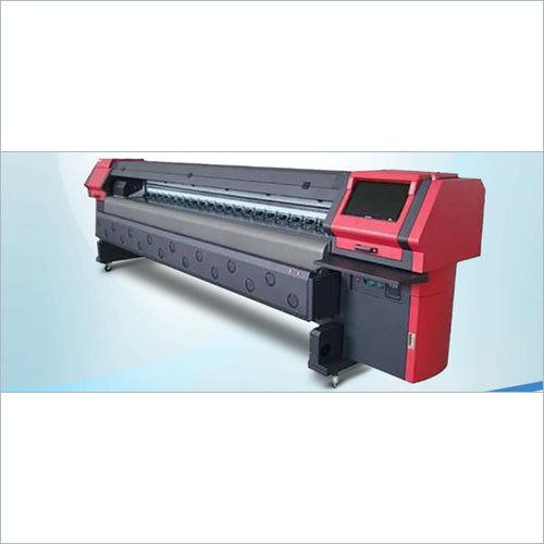 Solvent Printer Red