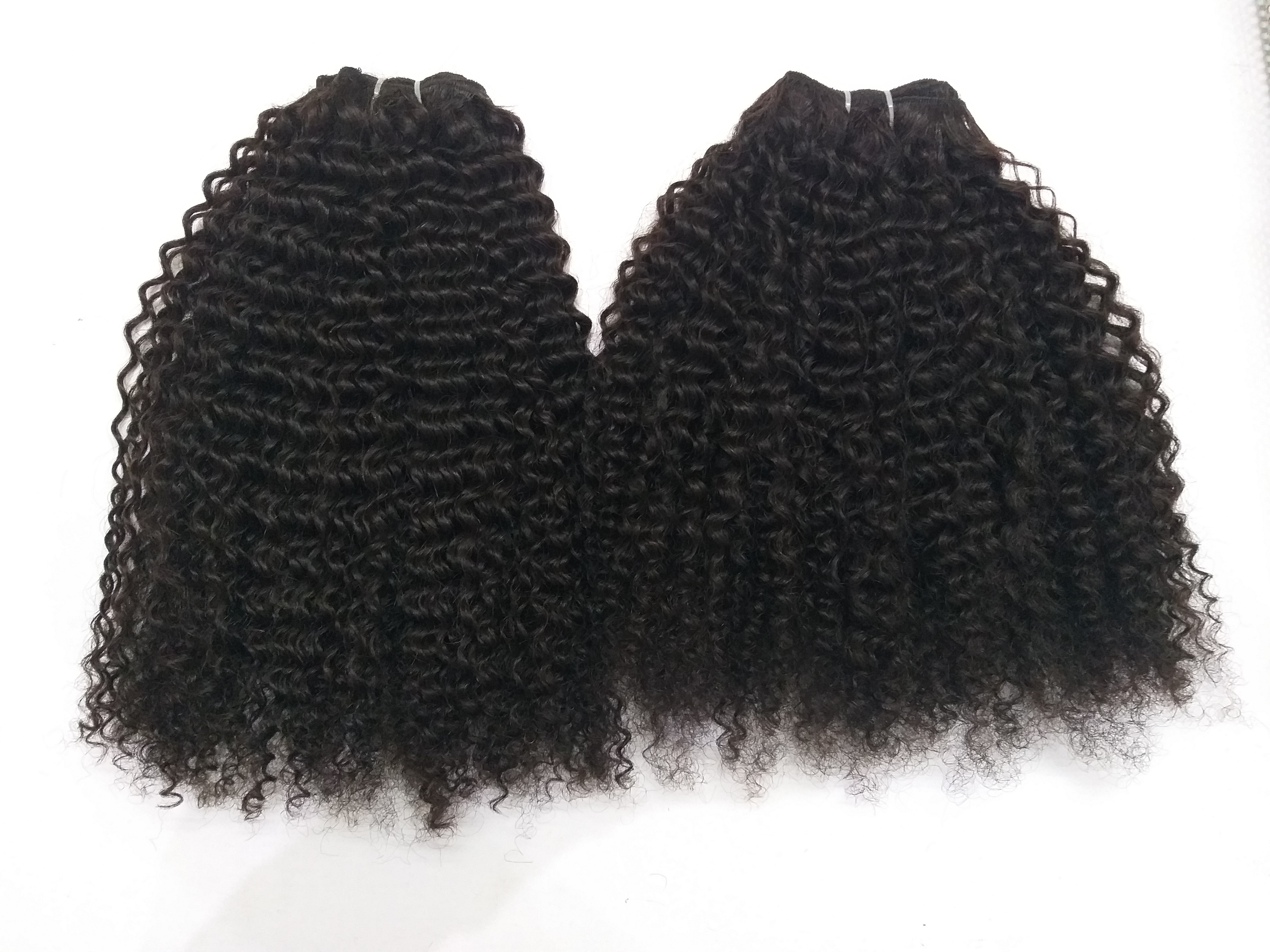 Processed Kinky Curly Hair