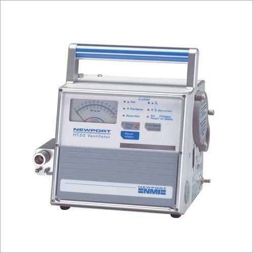 New Port HT 50 Refurbished Portable ICU Ventilator