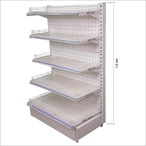 Commerical Departmental Storage Rack