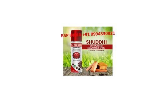 Shuddhi Multipurpose Disinfectant Spray Chandan