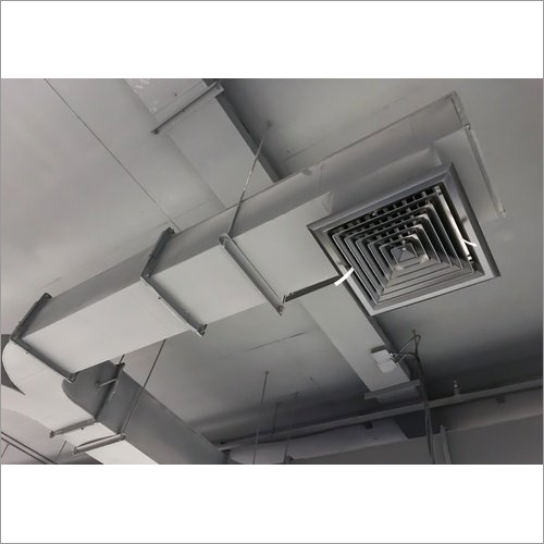 Ventilation Air Duct