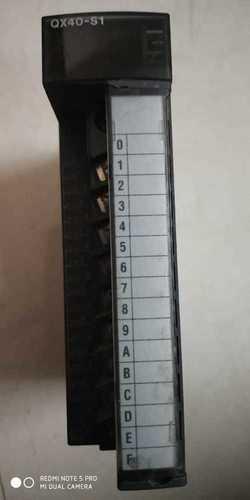 MITSUBISHI  DIGITAL INPUT MODULE  QX40-S1
