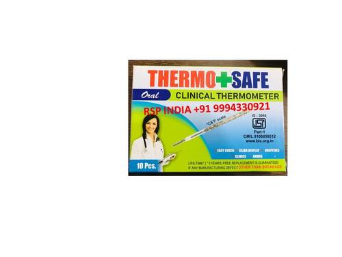 THERMO+SAFE CLINICAL THERMOMETER