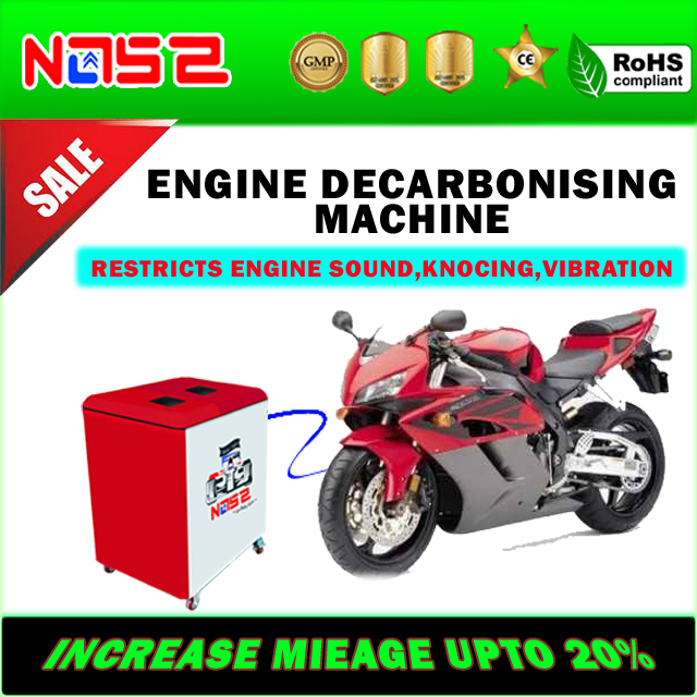 Engine Carbon Cleaning Machine For Sale In Germany