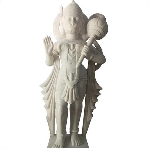 Standing Hanuman Statue