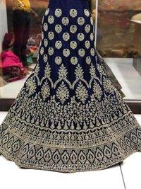 party wear lehenga