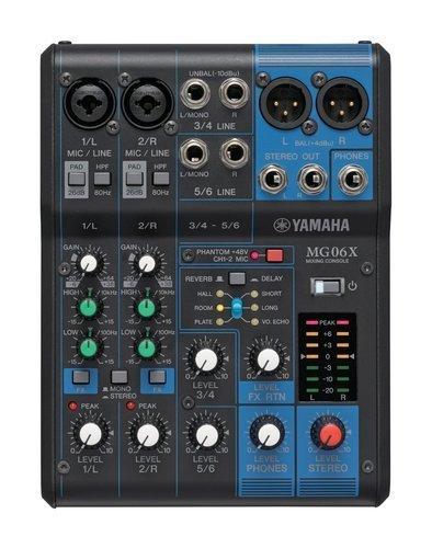 Yamaha Mixer-MG06X