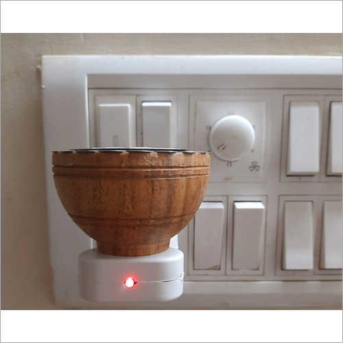 Hardwood Electric Camphor Diffuser