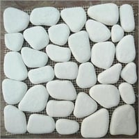 White Quartz Pebbles