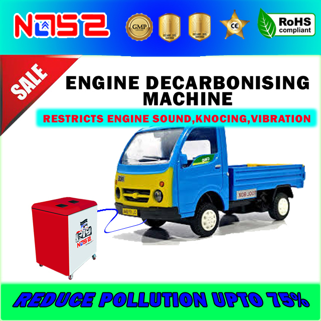 HHO Auto Carbon Cleaner Machine,