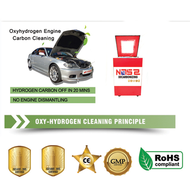 Hydro Oxy Vehicles Carbon Cleaning Machine