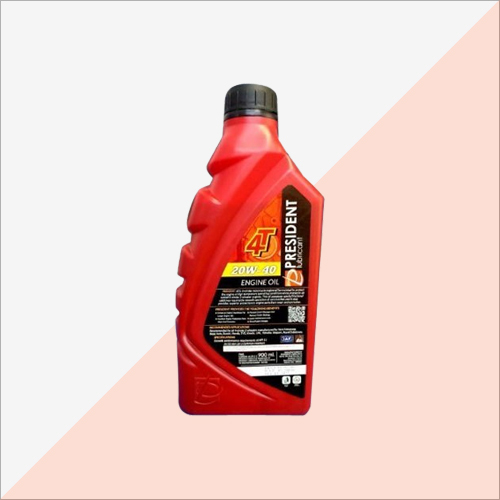 4T 20W 40 Four Stroke Engine Oil